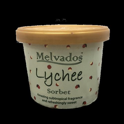 Lychee Sorbet - 120ml