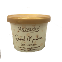 Roasted Macadamia Ice Cream - 120ml