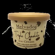 Triple Chocolate Ice Cream - 120ml