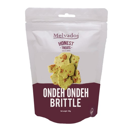 Ondeh Ondeh Brittle