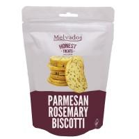 Parmesan Rosemary Biscotti