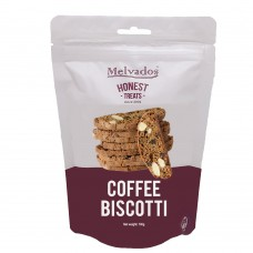 New! Coffee Biscotti