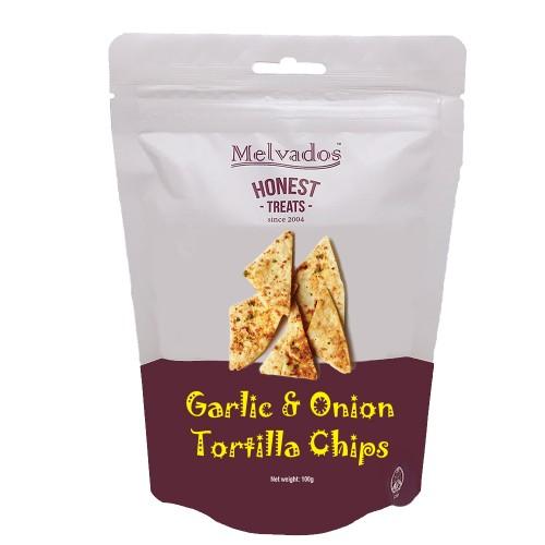Garlic & Onion Tortilla Chips
