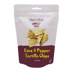 Lime & Pepper Tortilla Chips