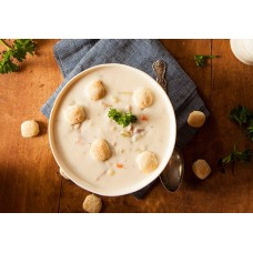 Baby Clam Chowder