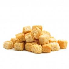 Crispy Butter Croutons