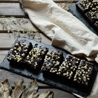 Black & White Brownie - 4pcs