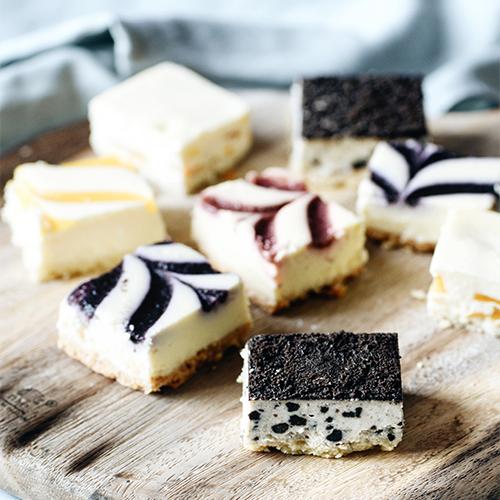 Cheesecake Platter