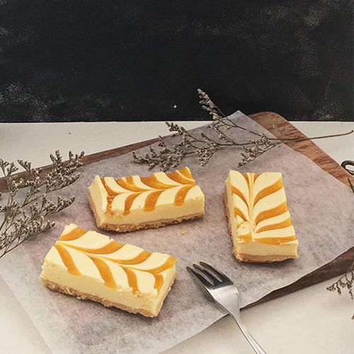 Mango Cheesecake - 4pcs