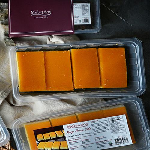 Mango Mousse - 4pcs