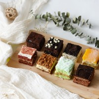 Mini Festive Sampler - 8 mini pcs