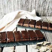 Royal Chocolate Truffle Tray Cake