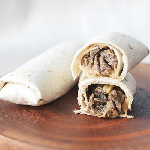 New! Beef Bulgogi Wrap - 6pcs