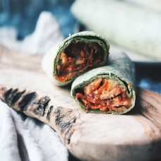 Tandoori Chicken Wrap - 2pcs
