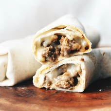 Tex Mex Beef Wrap - 2pcs