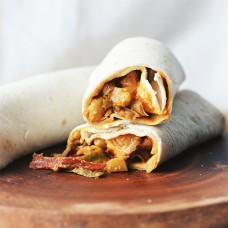 Vegetarian Cilantro Wrap - 2pcs